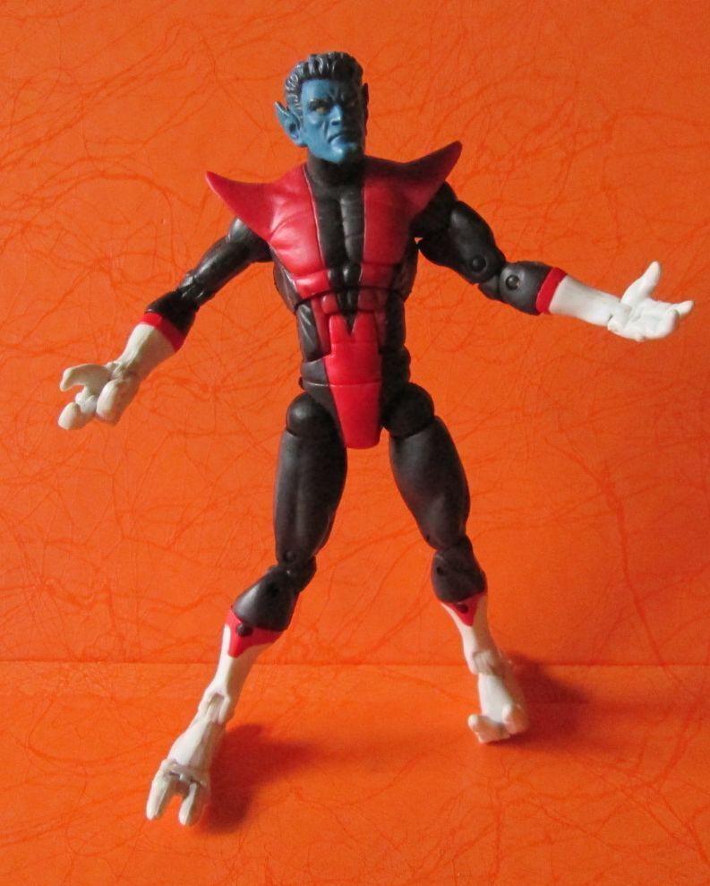 Nightcrawler 6  or 16 16 16 cm  Marvel Action Figure Toy Biz 2005 f07aaa