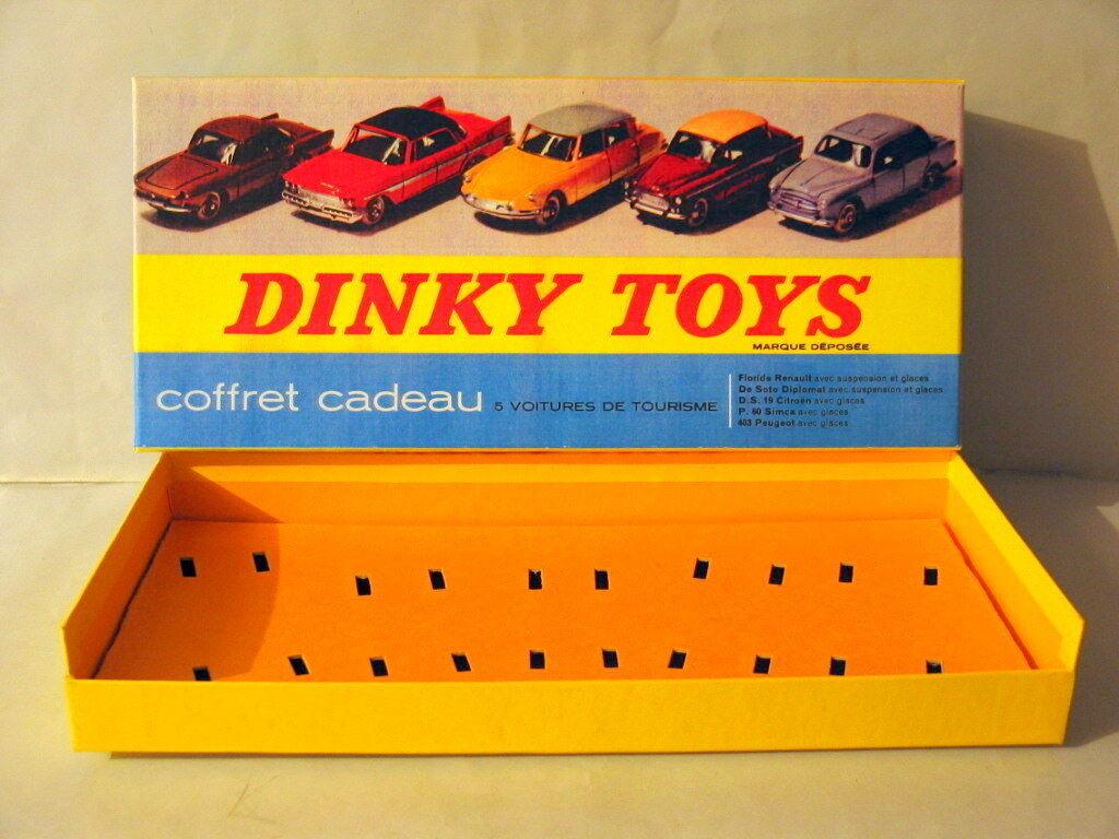 (Boite Copie Dinky Toys) 503 Coffret cadeau
