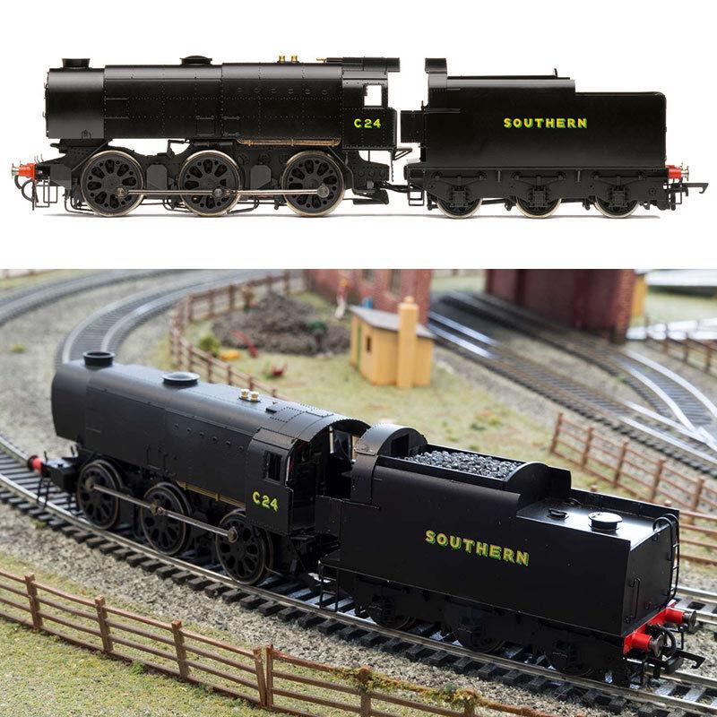 HORNBY Loco R3559 SR 0-6-0 'C24' Q1 Class