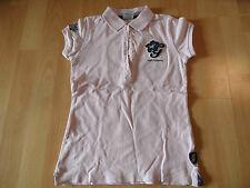 GEDDES GILLMORE schönes Piquepoloshirt rosa Gr. 12 / 152 TOP BI516