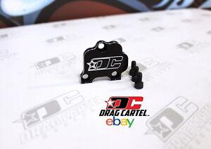 Details about NEW Drag Cartel Billet Aluminum VTEC Solenoid Block Off Plate  Honda K20 K24
