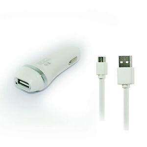 Car-Charger-3ft-USB-Cord-Cable-for-Verizon-Kyocera-Duraforce-PRO-E6810-E6810N