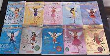 Lot of 10 Rainbow Magic by Daisy Meadows - Level 2 Softcover Books - EUC!!