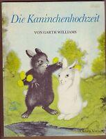 Garth Williams Die Kaninchenhochzeit gebunden Carlsen Verlag Reinbeker dingdong