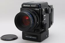 Mamiya RZ67 Pro II Medium Format w/SEKOR Z 110mm Lens ,Winder II film back (038