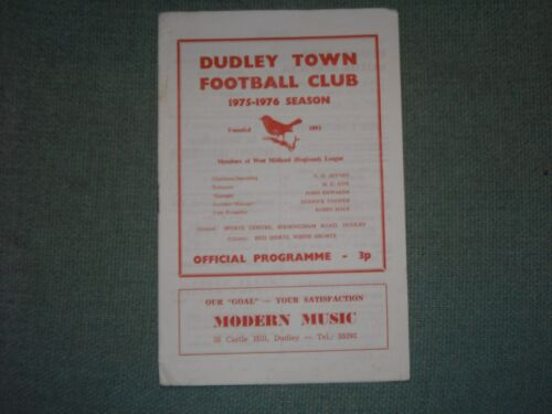 DUDLEY TOWN V V S RUGBY WML 16875