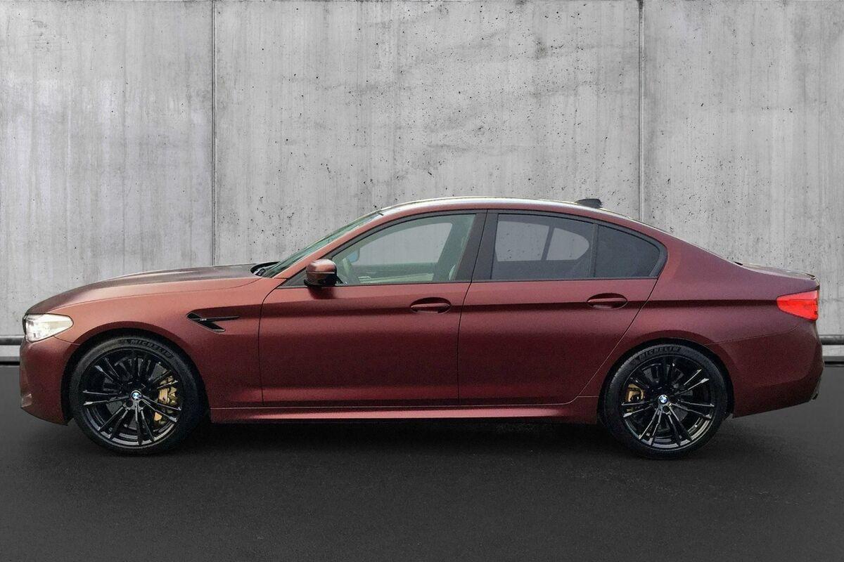 BMW M5 xDrive aut.