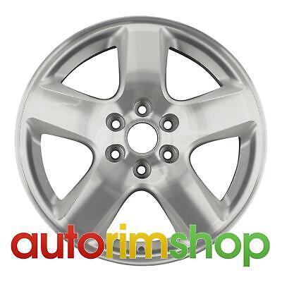 "17/"" Chevrolet Uplander 2006 2007 2008 2009 Factory OEM Rim Wheel 5012 Silver"