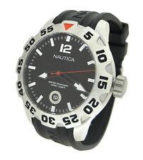 Nautica Men's N14600G BFD 100 Date Black Watch