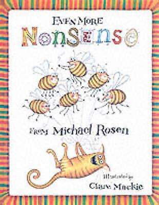 Even More Nonsense From Michael Rosen (Poetry Picture), Rosen, Michael | Hardcov