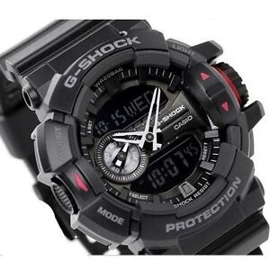 CASIO-G-SHOCK-GA400-1B-GA-400-1B-ANALOG-DIGITAL-MAGNETIC-RESIST-BLACK-x-RED