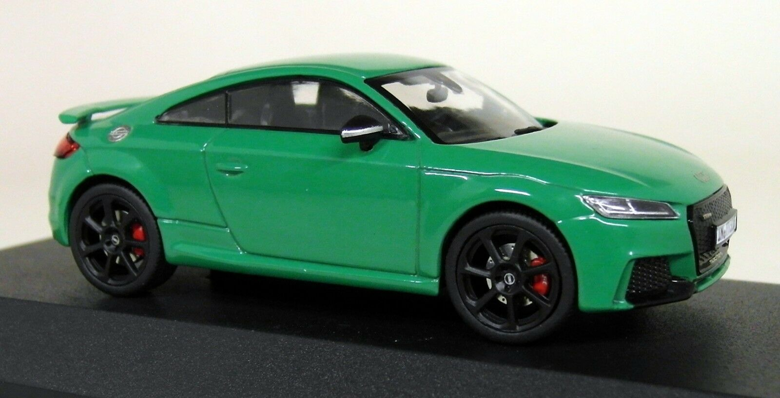 IScale 1 43 43 43 Scale -  Audi TT RS Coupe Bright Green Diecast Model Car 1e788a