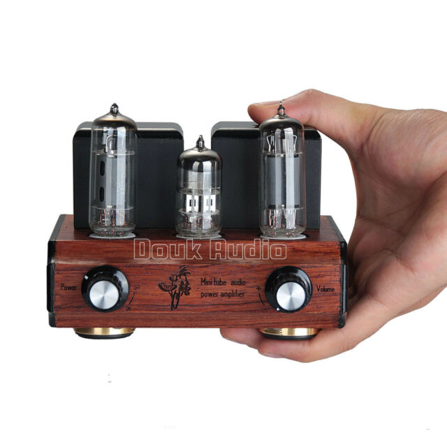 Nobsound 6P1 Tube Amplifier Stereo Klein Single-Ended Class A Röhrenverstärker