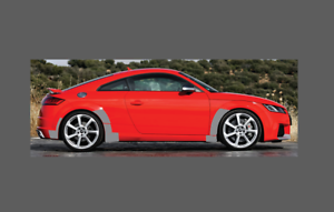 Details About Fits Audi Tt 8s Rs 14 Arch Wings Clear Stone Chip Guard Paint Protection Film