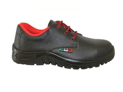 Scarpe Antinfortunistiche Scarpe lavoro MADE IN ITALY LEWER 027215 CAT S1P