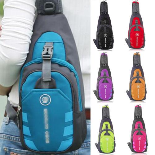 Brusttasche Umhängetasche Crossbag Messenger Cross Bag Sporttasche Gym Outdoor