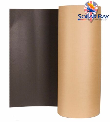 10 x 1 m Self Adhesive Thermal XPE Foam Insulation Underlay Caravan Van