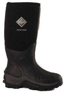 2081769ec Muck Boots ASP-000A - Arctic Sport Extreme Conditions Boot - Black ...