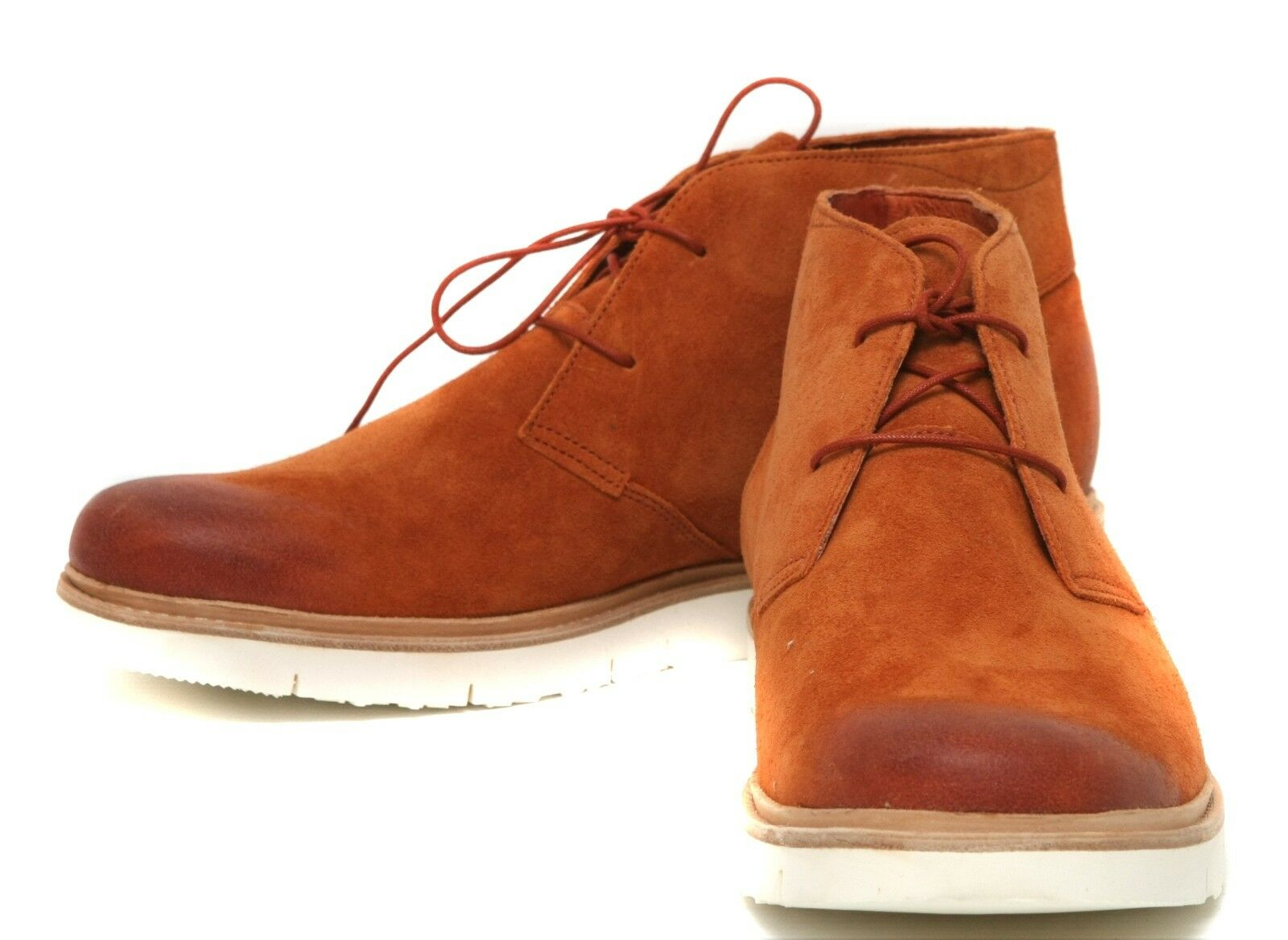 New TSUBO Men's Halian Boots suede  shoes  size 12