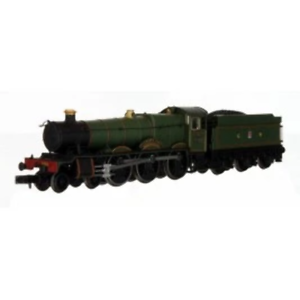 Dapol-2S-010-005D-N-Gauge-GWR-Green-4953-Pitchford-Hall-DCC-FITTED