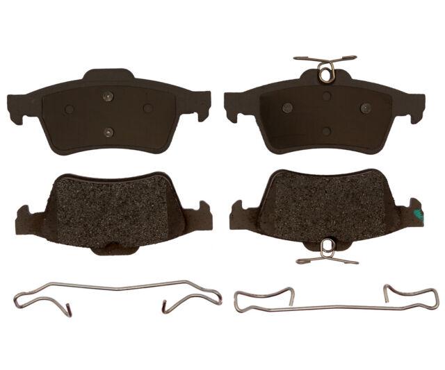 Disc Brake Pad Set-Base Rear Raybestos MGD1095CH