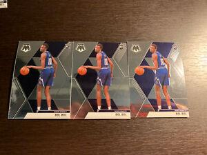 3-BOL-BOL-19-20-Panini-Mosaic-RC-Base-Rookie-Card-222-Nuggets-Hot-Rookie-LOT