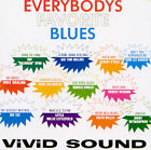 Everybody's Favorite Blues by Various Artists (CD, King)