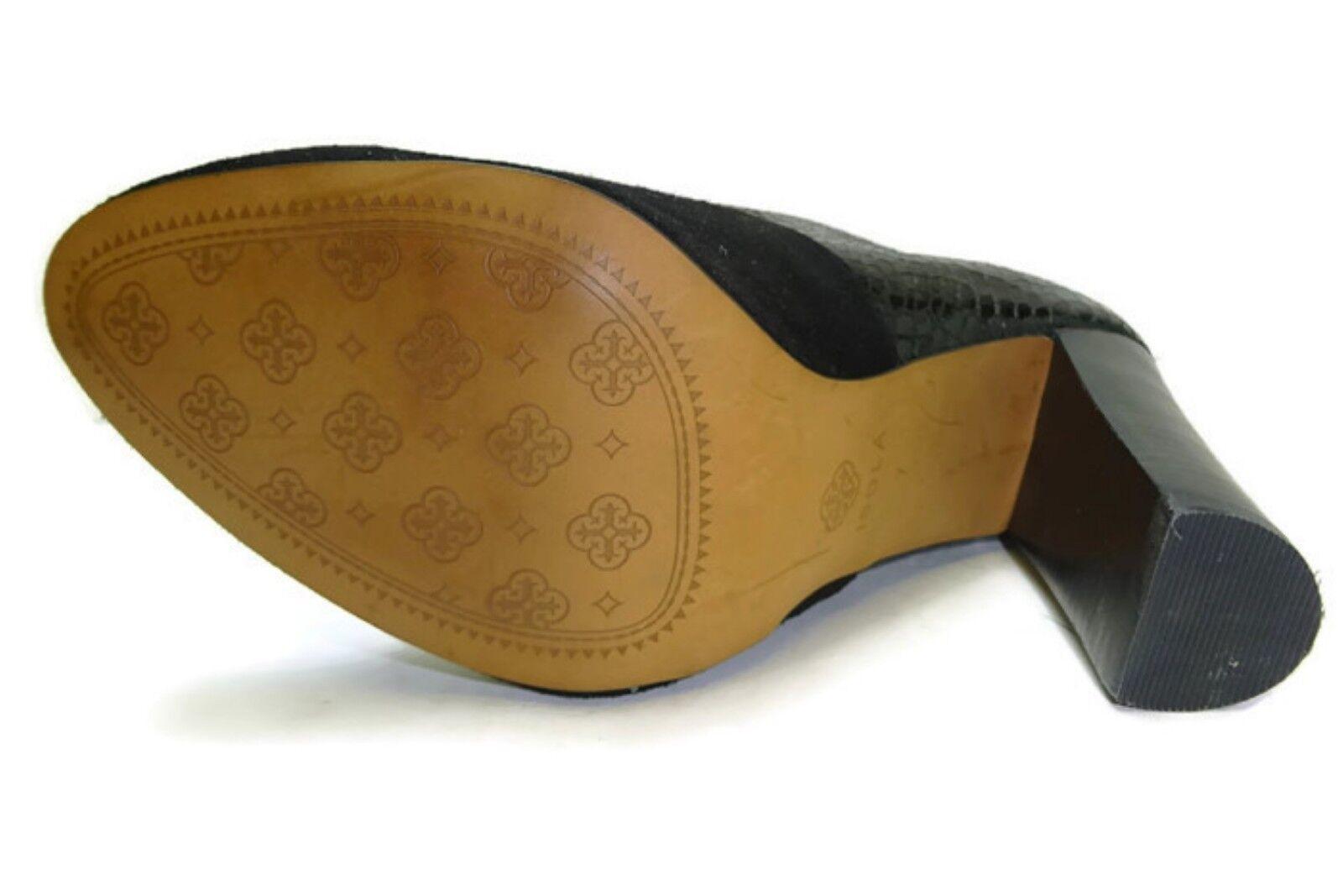 Isola Women's  Isola Isabel Isabel Isabel Suede Snake Heels, Pumps shoes 7 75a5c8