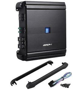alpine mrv m500 500 watt rms mono amplifier class d. Black Bedroom Furniture Sets. Home Design Ideas