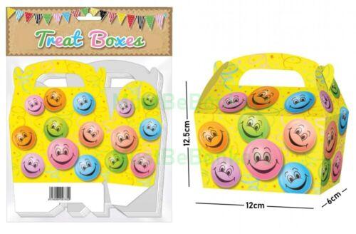20 X Genuss Schachteln Cupcake Party Geschenk Beutel Hochzeit Kinder Geburtstag