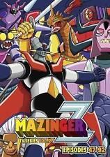Mazinger Z: TV Series, Vol. 2 - Episodes 47-92 (DVD, 2014, 6-Disc Set)