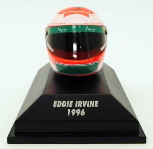 Minichamps-Modelo-Diecast-Escala-1-8-F1-382960002-Bieff-casco-E-Irvine-1996
