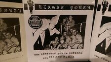 REAGAN YOUTH - The Complete Youth Anthems for the New Order PUNK ROCK BOX SET