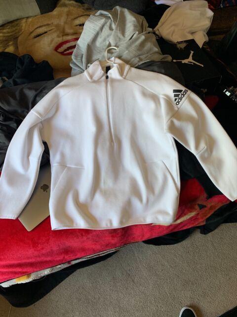 Qué Moderar Con qué frecuencia  adidas Zne Hoodie White Size Large B48878 in Bag for sale online ...