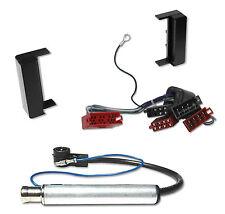 Radio Einbauset AUDI TT 8N Coupe Roadster DIN Blende Adapter Aktiv /3512S1