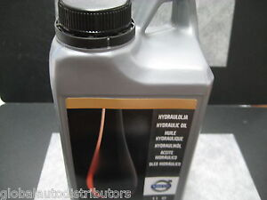 Trunk Tailgate Hydraulic Pump Fluid Oil for Volvo OEM -1 liter ...