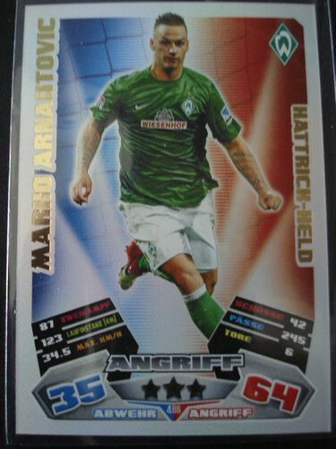 Match ATTAX extra 12//13 Gehry héros matchwinner choisir club cent