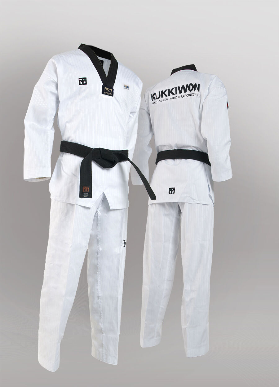 Mooto BS4 Kukkiwon Uniform WTF Taekwondo Uniforms Tae Kwon Do Dobok Korean World
