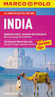 India Marco Polo Guide by Marco Polo (Paperback, 2013)