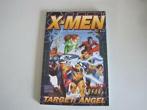 Marvel TPB Graphic Novel  PB Angel Seven Stories X-Men Target