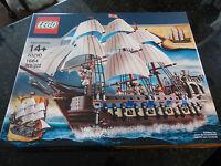 Lego Pirates 10210 Imperial Flagship Sealed Usa Free Shipping