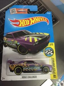 Hot-wheels-Hotwheels-Dodge-Challenger-NEW