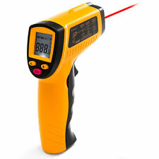 Biltek Non Contact Digital Laser Infrared Thermometer Temperature Gun 58626deg
