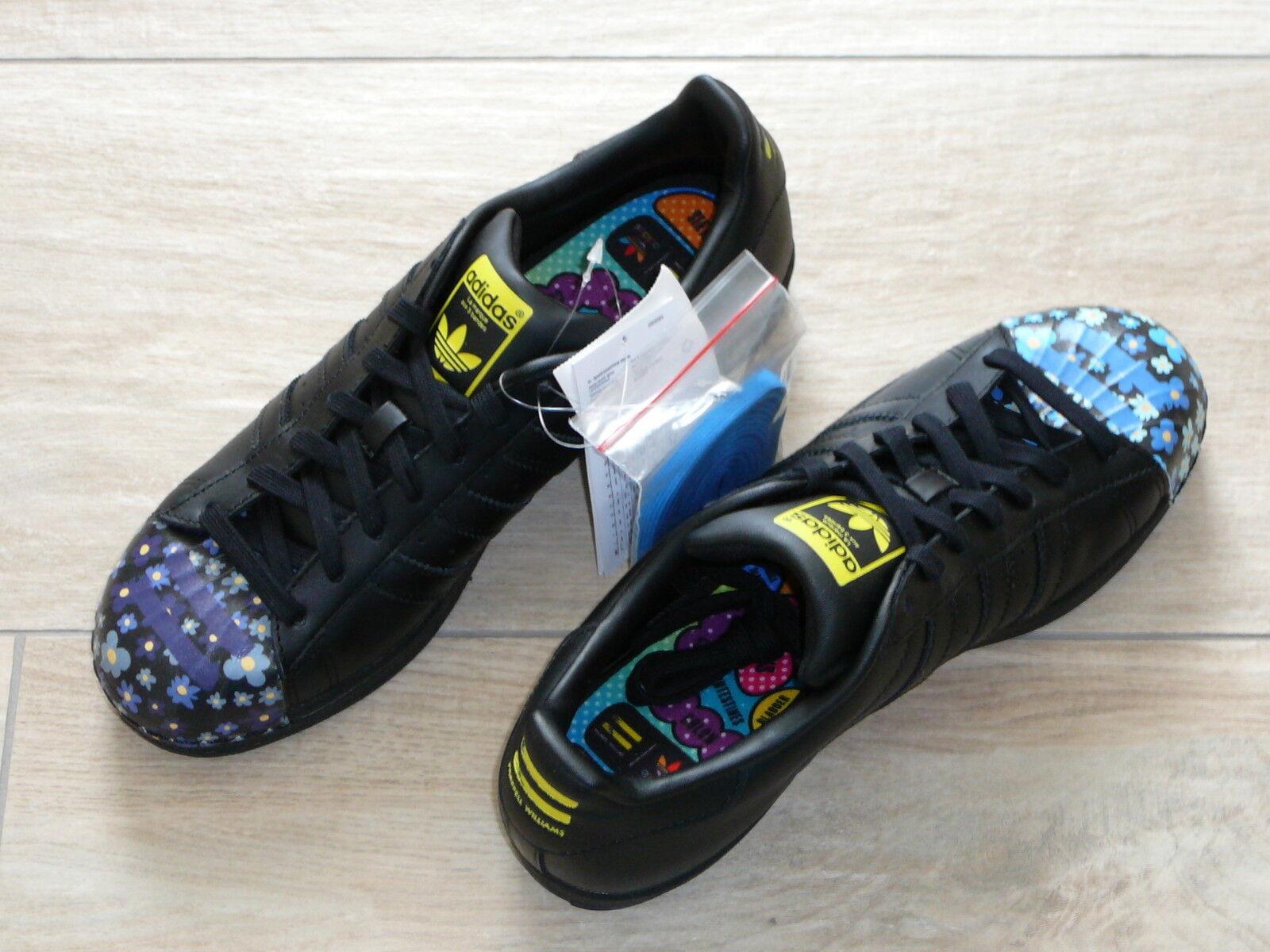 Adidas Superstar S83352 Originals Pharrell Williams Sneaker S83352 Superstar 0a5db1