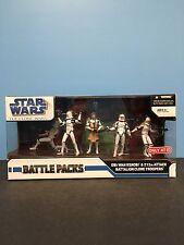 Star Wars The Clone Wars Obi-Wan Kenobi & 212th Attack Battalion MISB