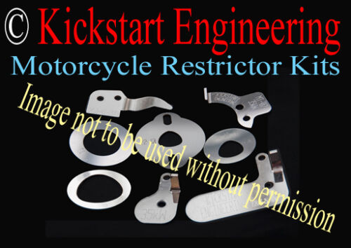 Suzuki GSR 600 All Years Restrictor Kit 35kW 46.9 47 bhp DVSA RSA Approved