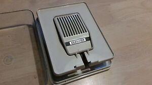 Grundig GDM 311 Microphone in box, Vintage Microphone - 1960's