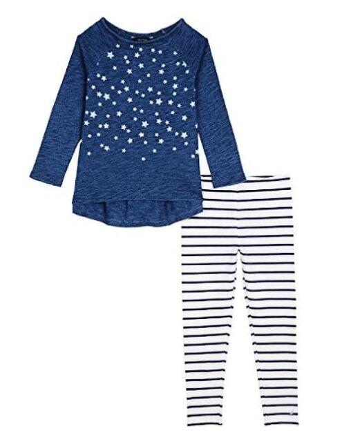 12b73d03e962b Nautica Little Girls' Two Piece Legging Sets - Choose Sz/color ...
