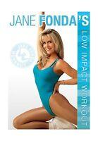 Jane Fonda's Low Impact Workout Free Shipping