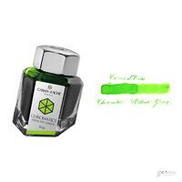 Caran D'ache Chromatics 50 Ml Fountain Pen Ink, Delicate Green